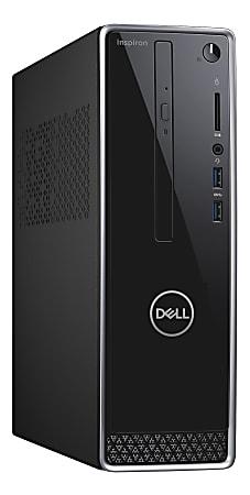 Dell™ Inspiron 3470 Desktop PC, Intel® Core™ i3, 8GB Memory, 1TB Hard Drive, Windows® 10 Home