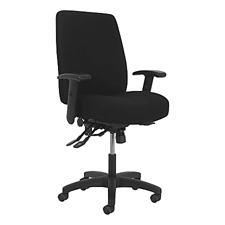 HON® Network High-Back Task Chair, Black