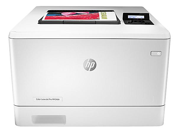 HP LaserJet Pro M454dn Color Laser Printer