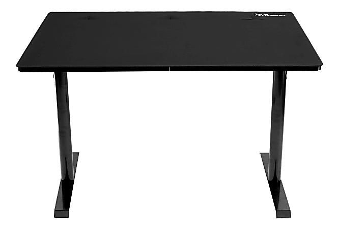 Arozzi Arena Leggero Gaming Desk, Black