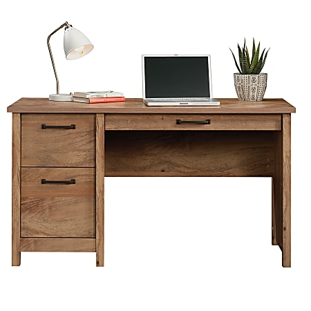 "Sauder® Cannery Bridge 53""W Computer Desk, Sindoori Mango"