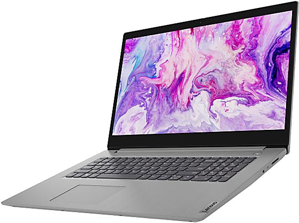 "Lenovo® IdeaPad 3 Laptop, 17.3"" Screen, Intel® Core™ i3, 8GB Memory, 1TB Hard Drive, Windows® 10, 81WF000RUS"