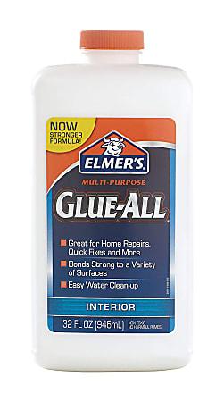 Elmer's® Glue-All Extra-Strong Multi-Purpose Liquid Glue, 32 Oz