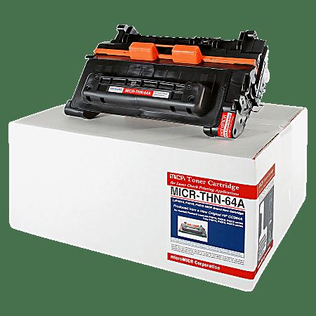 MicroMICR THN-64A (HP CC364A) Black MICR Toner Cartridge