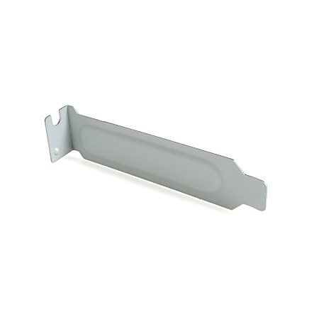 StarTech.com Steel Low Profile Expansion Slot Cover Plate - 5 Pack - Add a cover for an exposed low profile expansion card slot - Compatible with low-profile computers such as micro towers and POS systems - Can fit in most low profile computer cases