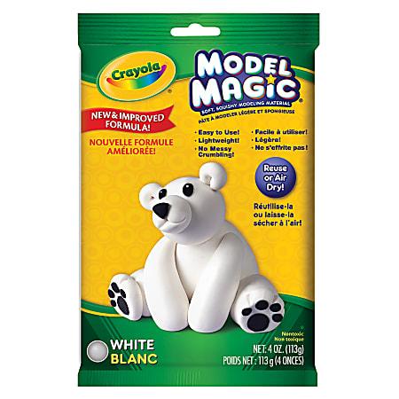 Crayola® Model Magic®, 4 Oz, White