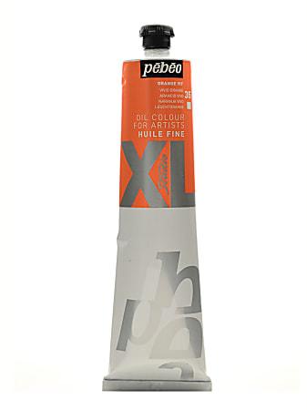 Pebeo Studio XL Oil Paint, 200 mL, Vivid Orange, Pack Of 2