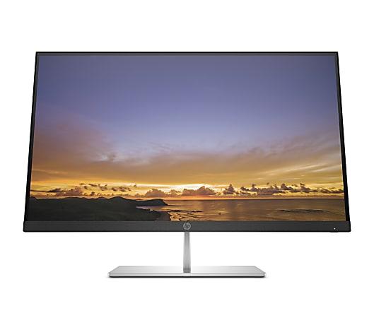 "HP Pavilion 27"" Quantum Dot Display Monitor, FreeSync, 5DQ99AA#ABA"