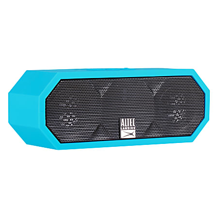 Altec Lansing® Jacket H2o Bluetooth® Speaker, Blue