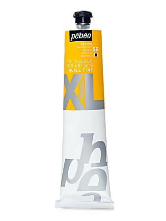 Pebeo Studio XL Oil Paint, 200 mL, Precious Gold, Pack Of 2