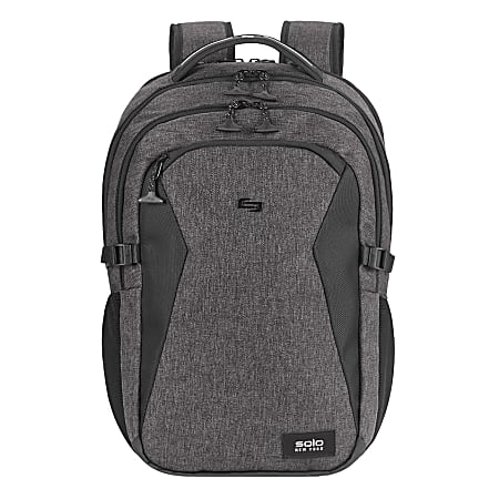 Solo® Unbound Laptop Backpack, Gray