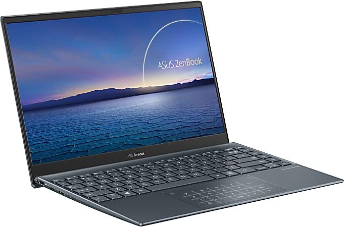"ASUS® ZenBook Ultra-Slim Laptop, 13.3"" Screen, Intel® Core™ i7, 8GB Memory, 512GB Solid State Drive, Wi-Fi 6, Windows® 10, UX325EA-OS71"