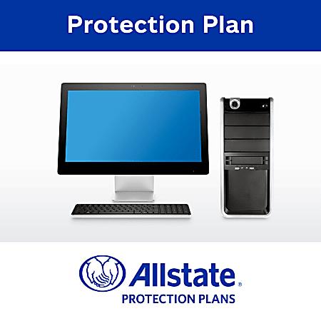 Square trade 2-Year Desktop Protection Plan, $300-$449.99
