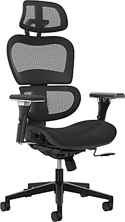 HON® Neutralize Mesh Task Chair, Black