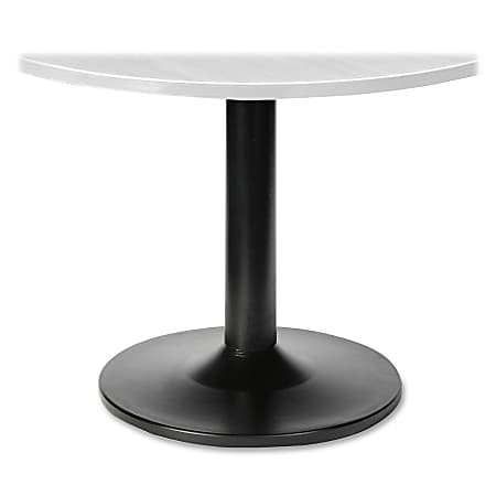 Lorell® Essentials Conference Table Base, Black