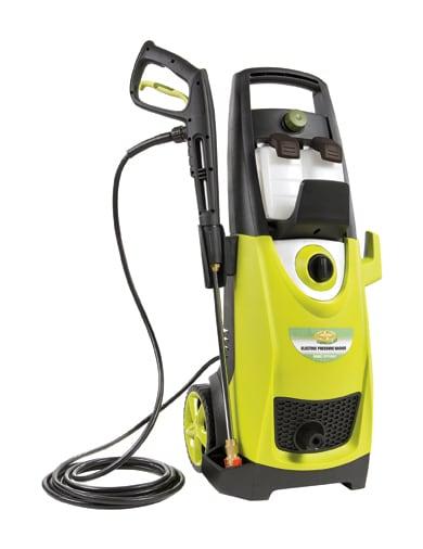 Sun Joe Pressure Joe 2030 PSI 1.76 GPM 14.5-AMP Electric Pressure Washer - SPX3000 - 2030 psi - 1800 W Motor - 1.8 gal/min - Electric