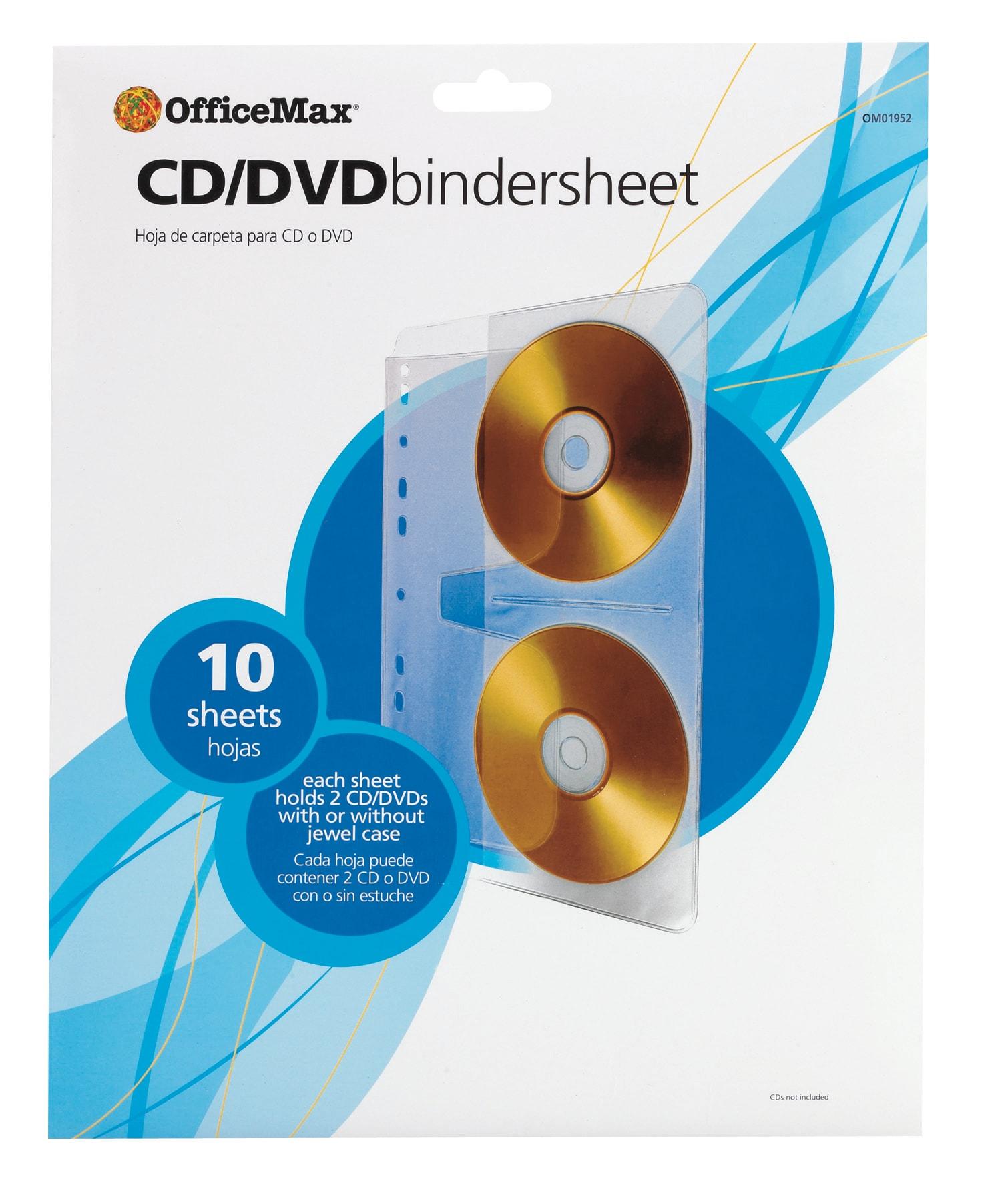 CD Binder Sheet 10