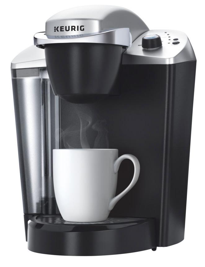 Keurig® OfficePRO™ K145 Coffee Brewer, Black/Silver