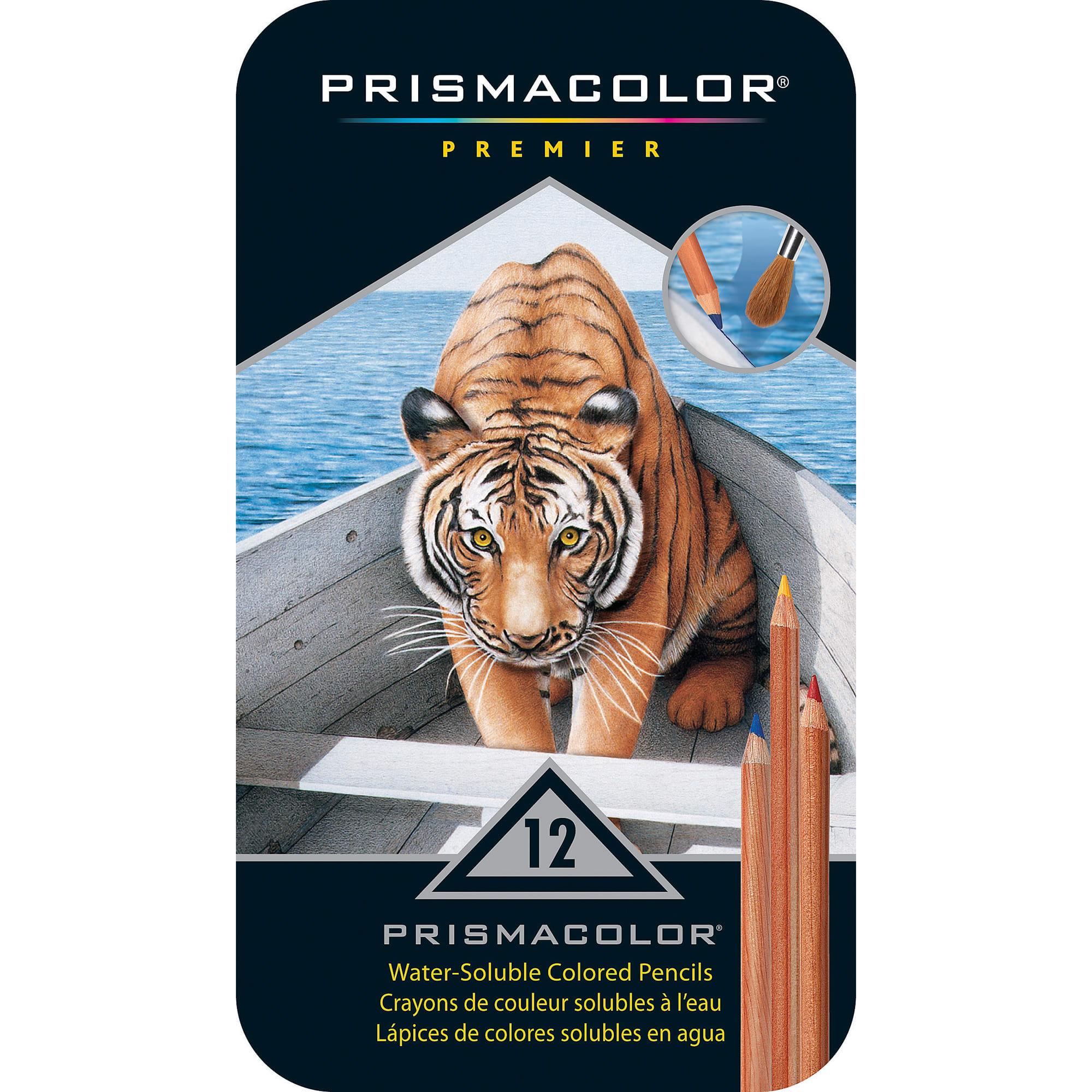 Prismacolor® Premier Watercolor Pencils, Pack Of 12