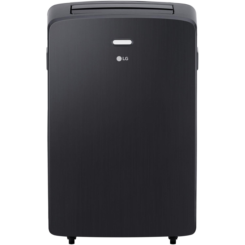 "LG Portable Air Conditioner, 12,000 BTU, 27 7/16""H x 16 15/16""W x 12 13/16""D, Graphite Gray"