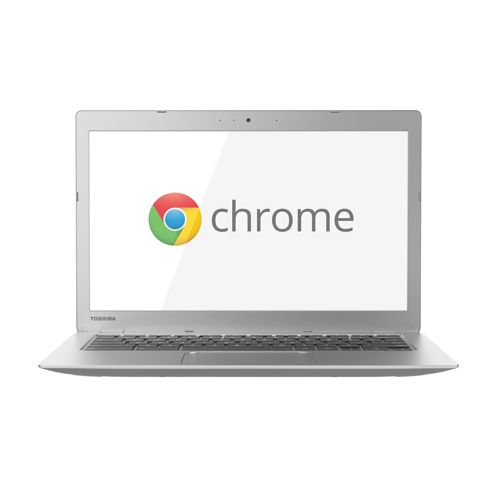 "Toshiba Chromebook With 13.3"" Diagonal Display & Intel® Celeron® Processor, CB35-B3330"