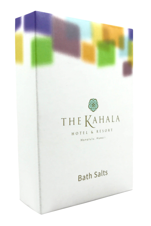 Kahala Bath Salts, Pack Of 100