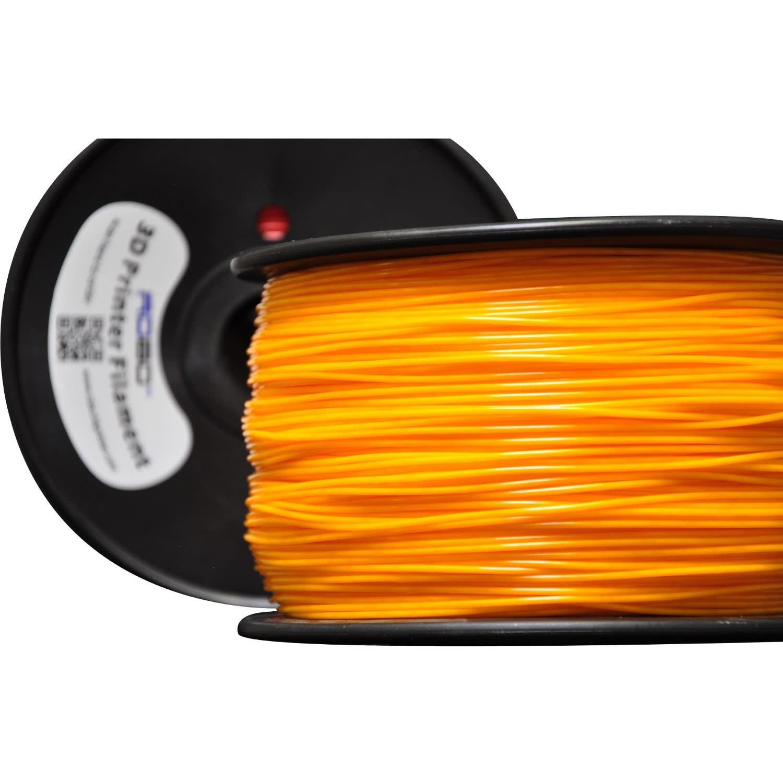 ROBO 3D Printer ABS Filament, Orange, 68.9 Mil