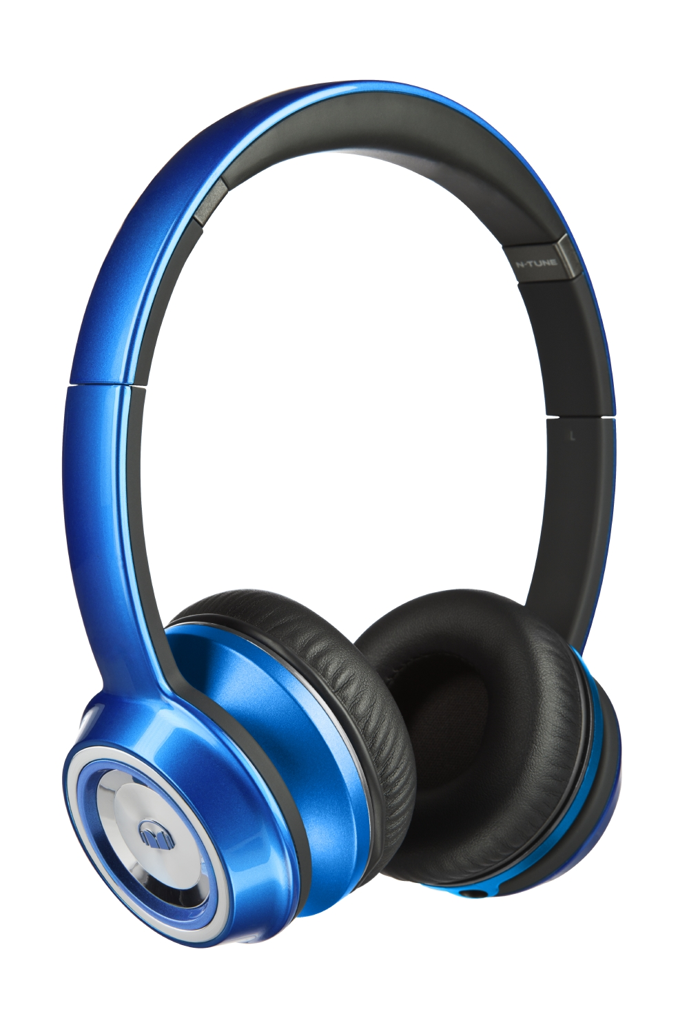 Monster® N-Tune On-Ear Headphones, Candy Blue