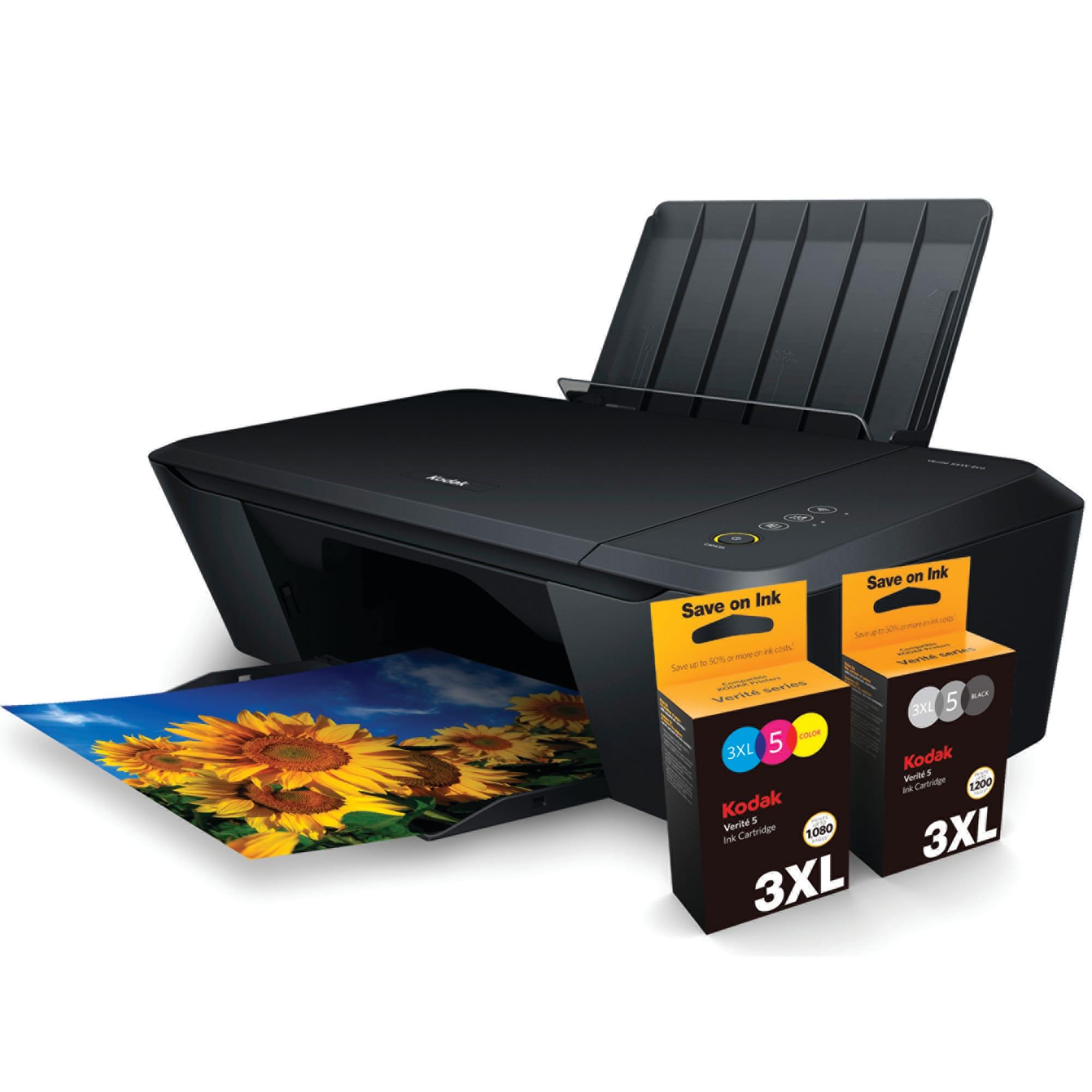 Kodak® Verité 55W Mega Eco Wireless Color InkJet Printer