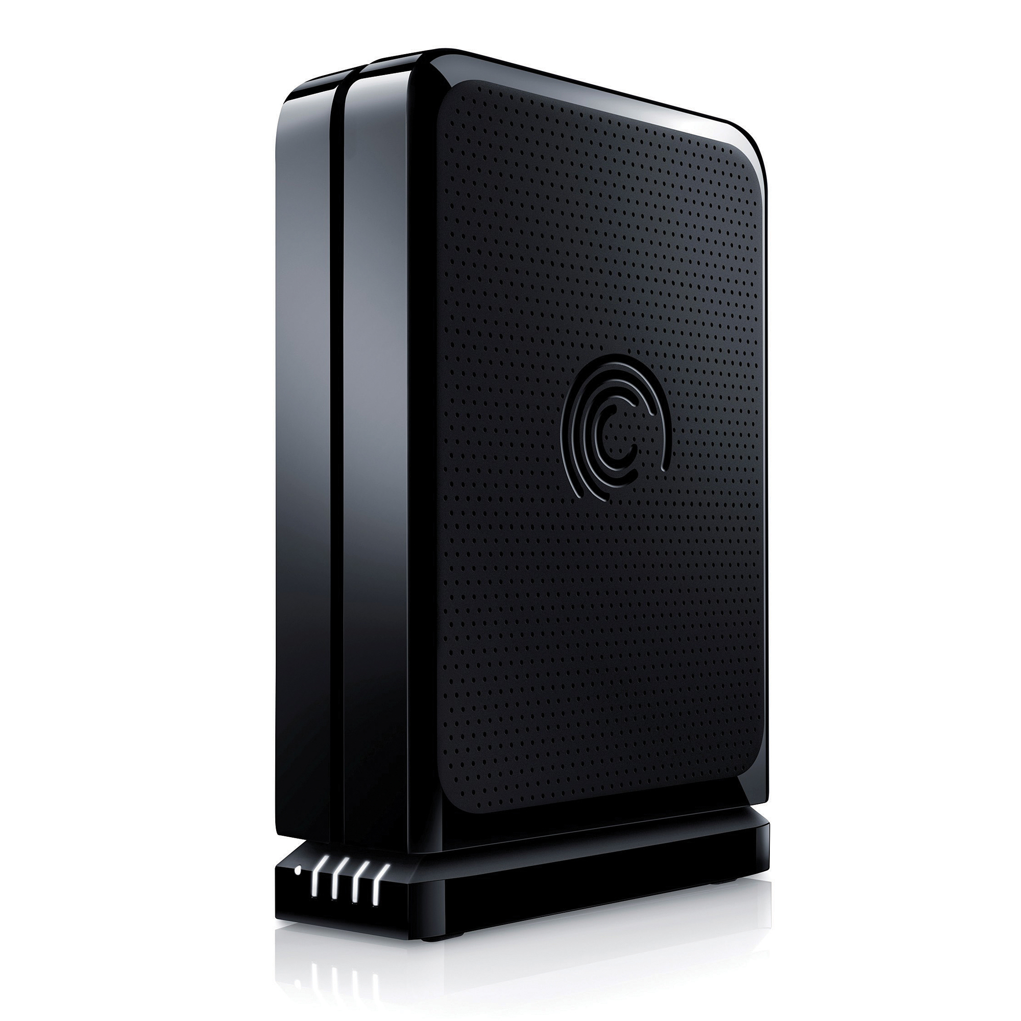 Seagate® FreeAgent® GoFlex™ Desk 2TB External Hard Drive, 32MB Cache, USB 3.0, Black