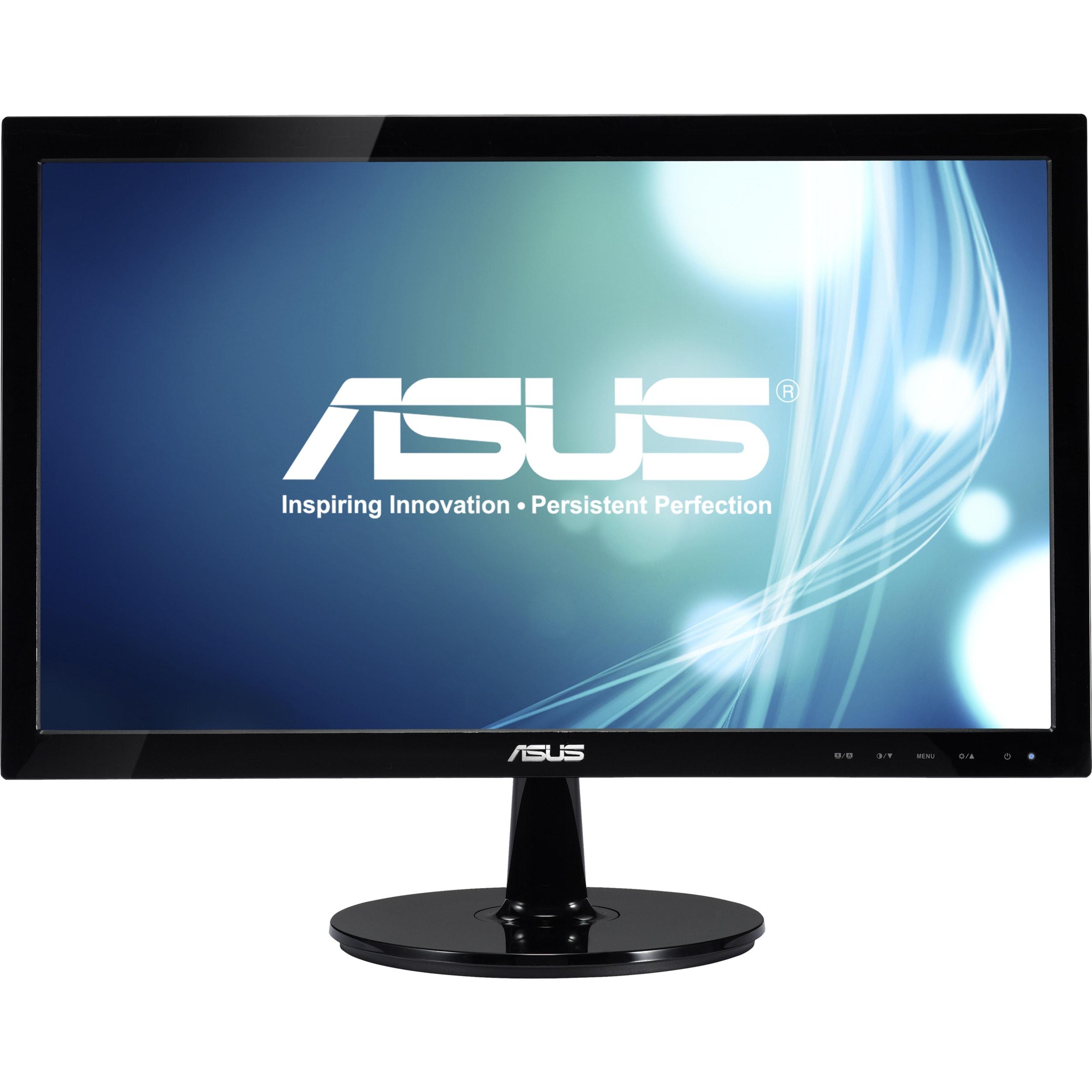 "Asus VS207D-P 19.2"" HD LED LCD Monitor"