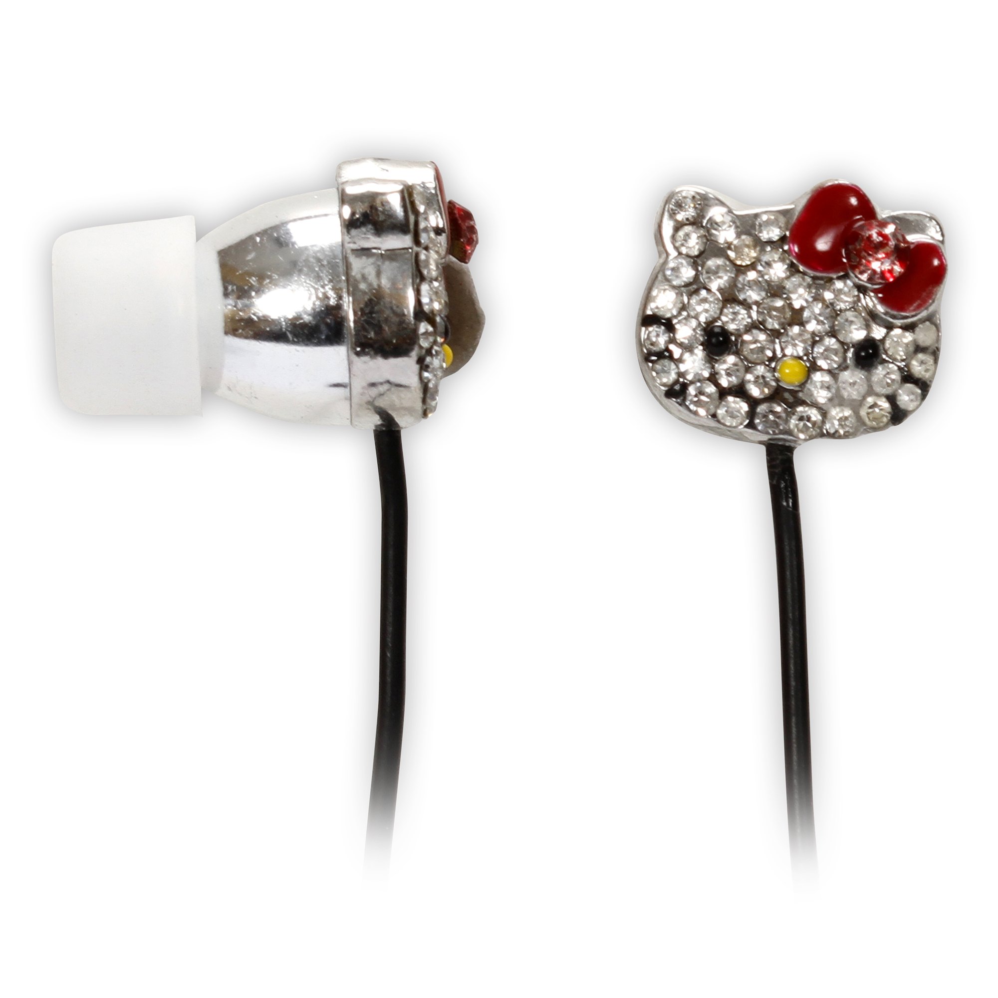 Hello Kitty® Bling-Style Earbuds