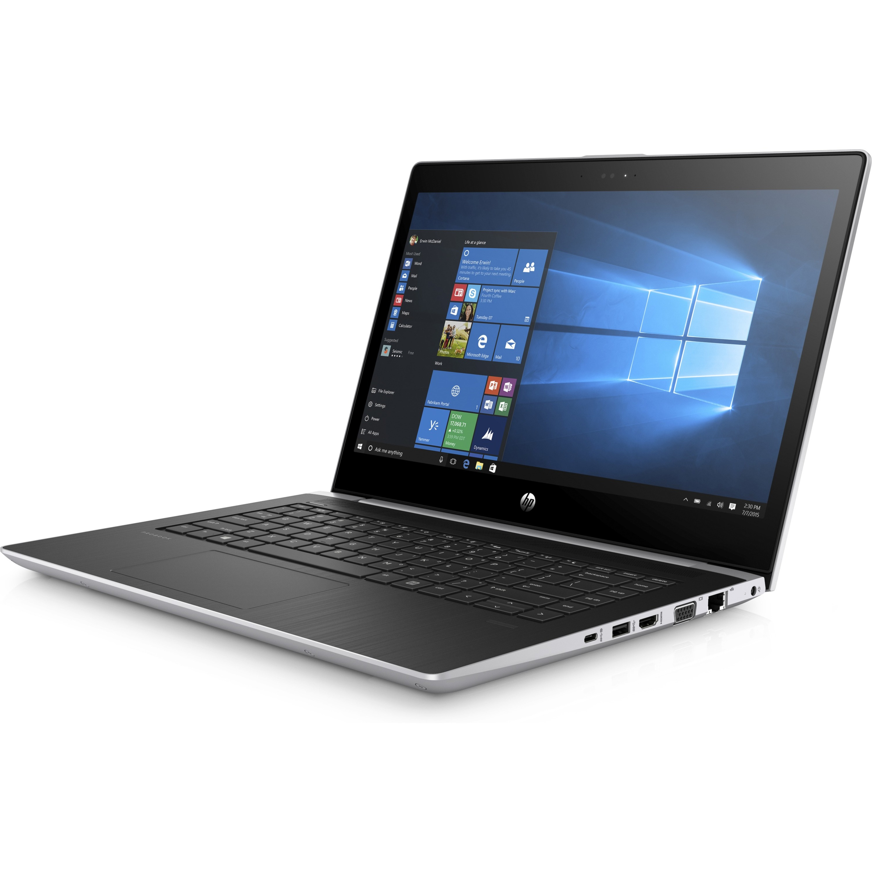 """HP ProBook 440 G5 14"""" LCD Notebook - Intel Core i5 (8th Gen) i5-8250U Quad-core (4 Core) 1.60 GHz - 4 GB DDR4 SDRAM - 500 GB HDD - Windows 10 Pro 64-bit (English) - 1366 x 768"""