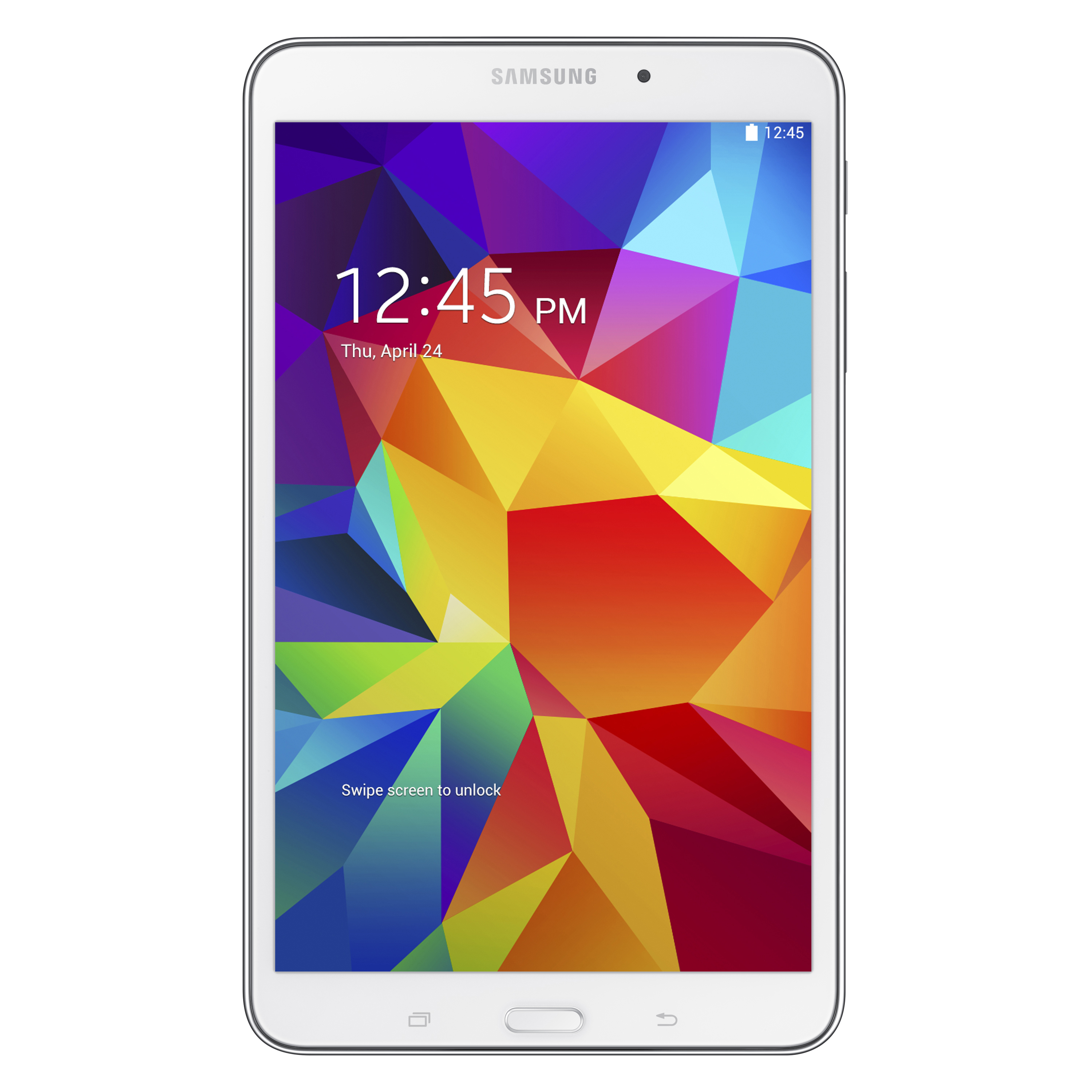 "Samsung Galaxy Tab® 4 Tablet , 8"" Screen, 1.5GB Memory, 16GB Storage, Android 4.4 KitKat, White"