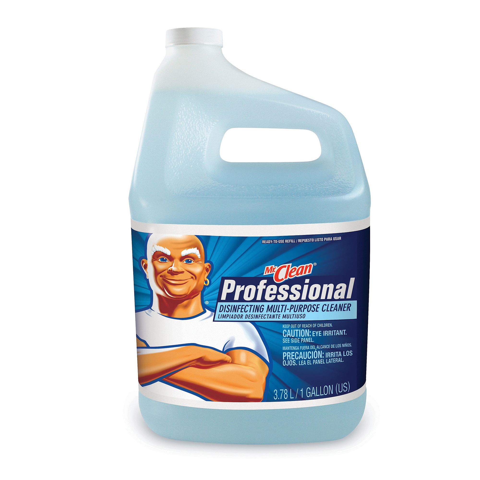 Mr. Clean® Professional Multipurpose Disinfecting Cleaner, 128 Oz Bottle