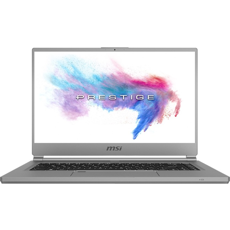"MSI P65 1274 Creator - Core i9 9880H / 2.3 GHz - Win 10 Pro - 32 GB RAM - 1 TB SSD NVMe - 15.6"" 3840 x 2160 (Ultra HD 4K) - GF RTX 2080 - 802.11ac, Bluetooth - space gray with silver diamond cut"