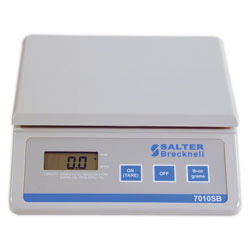 Salter Brecknell 7010SB Digital Scale With PC Interface, Gray