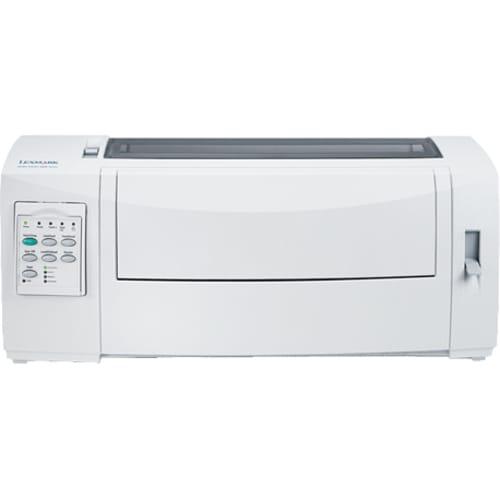 Lexmark™ Forms 2580N+ Dot Matrix Monochrome Printer