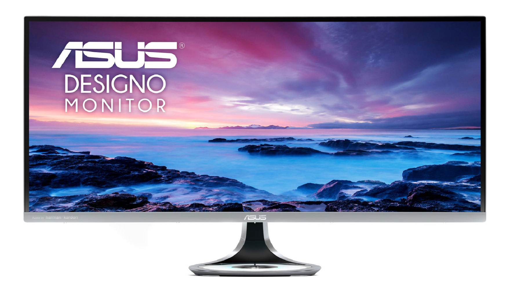 "Asus MX34VQ 34"" UltraWide QHD LED Curved Monitor"
