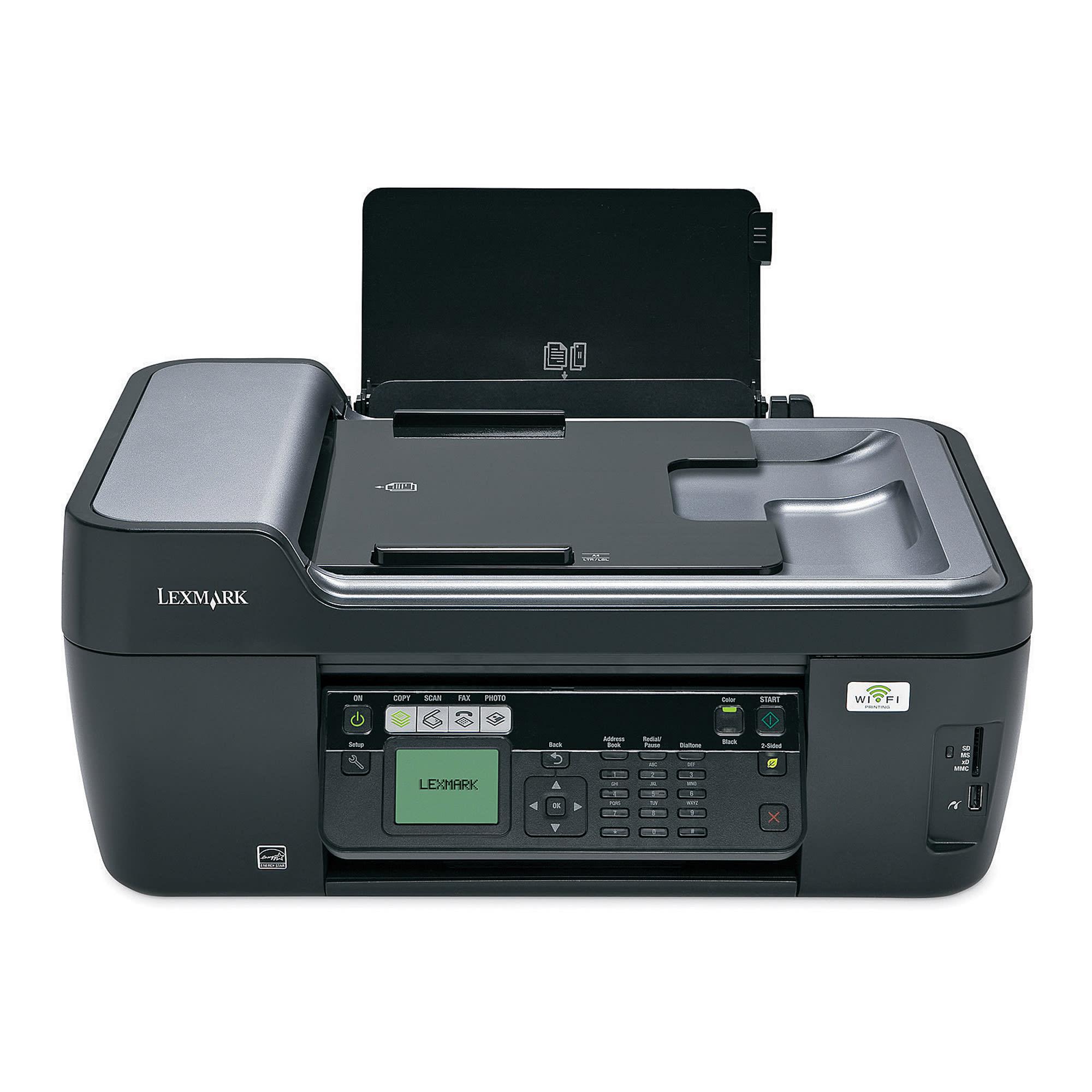 Lexmark™ Prospect Pro205 Wireless All-In-One Printer, Copier, Scanner, Fax