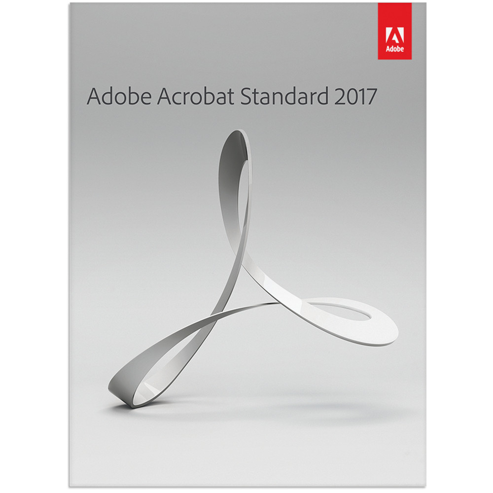 Adobe® Acrobat® Standard 2017, Download