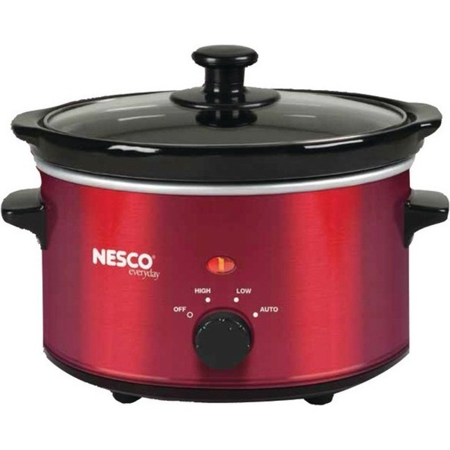 Brentwood® 6.5 Qt Slow Cooker, Red (SC-150R)
