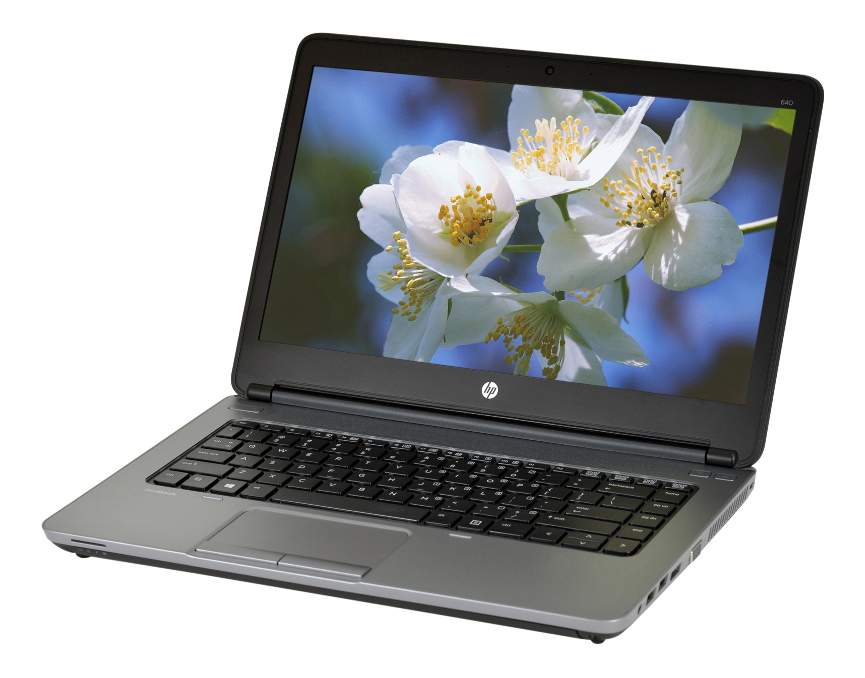 "HP EliteBook 640 G1 Refurbished Laptop, 14"" Screen, 4th Gen Intel® Core™ i5, 8GB Memory, 500GB Hard Drive, Windows® 10 Professional"
