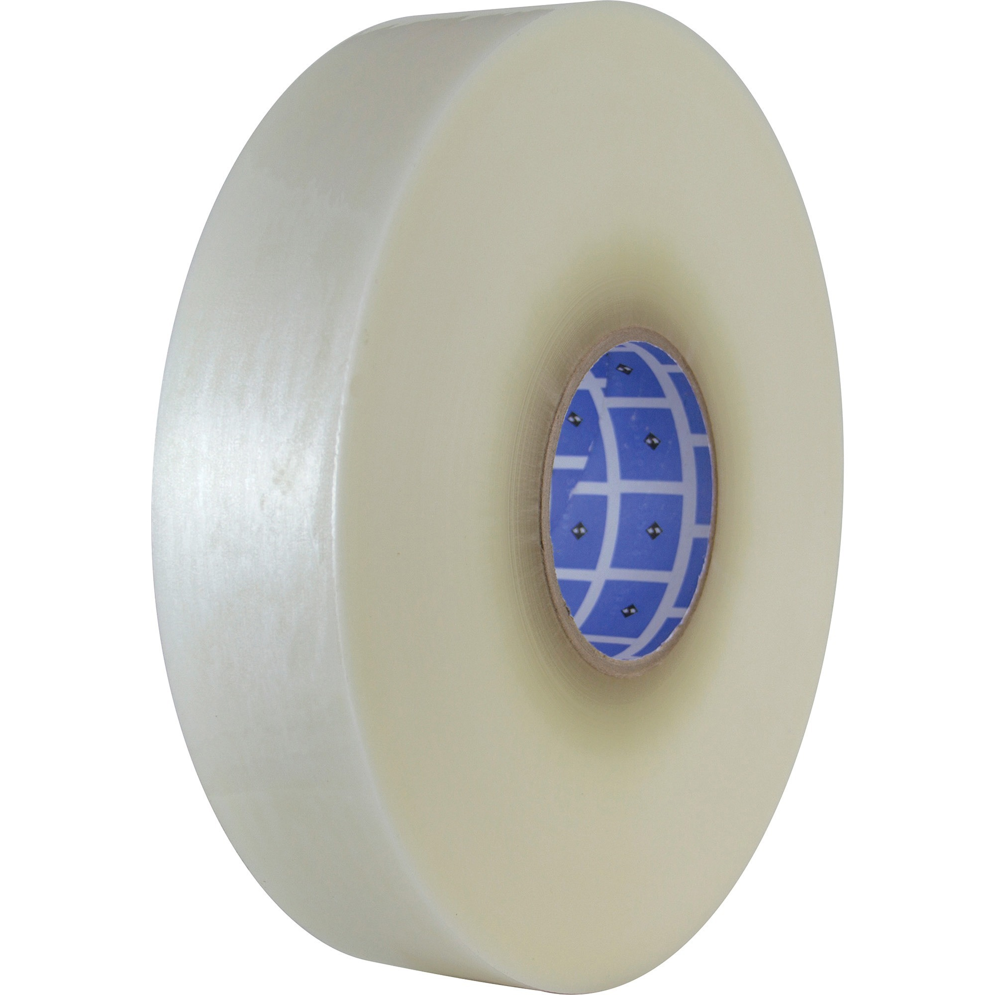 """Sparco 1.6mil Hot-melt Sealing Tape - 2"""" Width x 1000 yd Length - Long Lasting, Easy Unwind - 6 / Carton - Clear"""