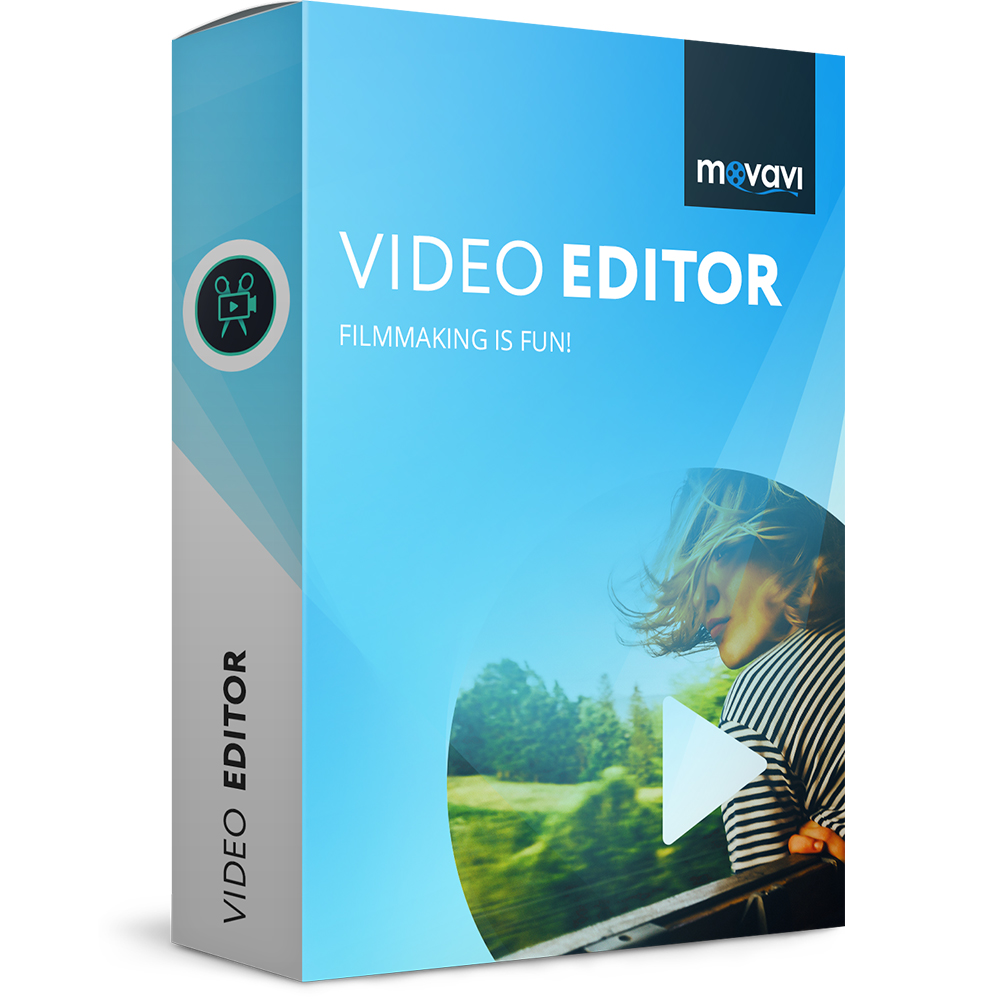 Movavi Video Editor 14 Business Edition