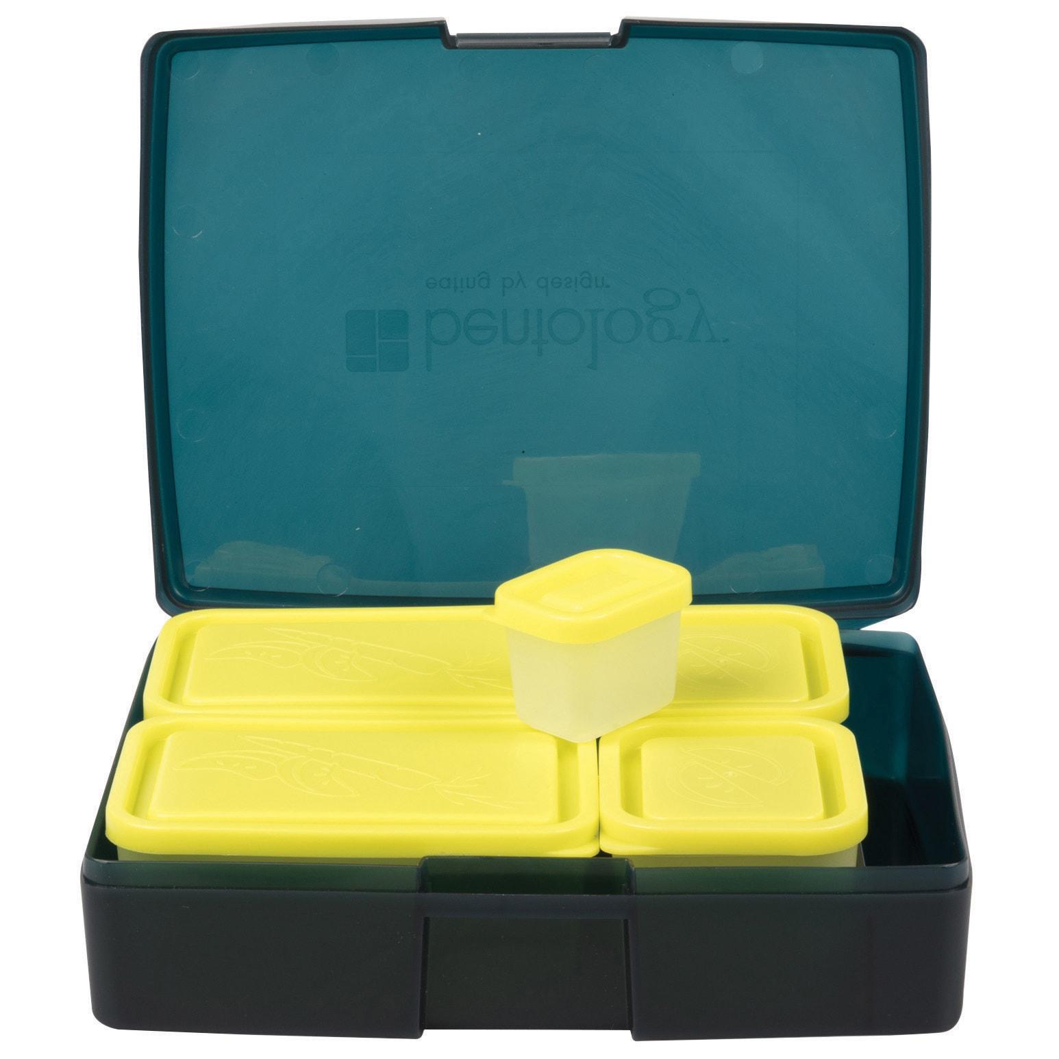 Bentology Classic 6-Piece Bento Box Set, Assorted Colors