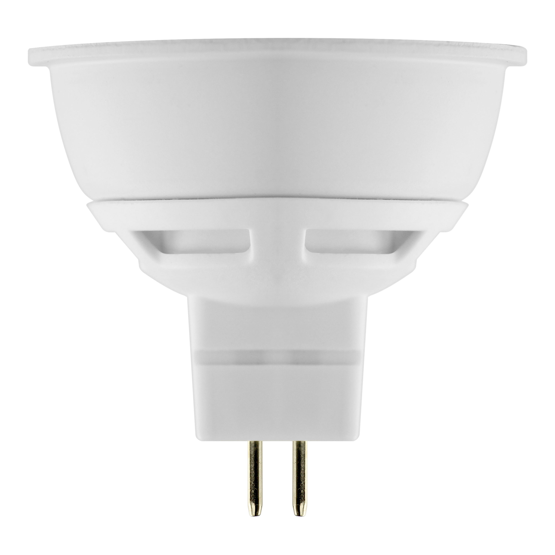 Euri MR16 Dimmable 500 Lumens LED Flood Bulb, 6.5 Watt, 3000 Kelvin/Warm White