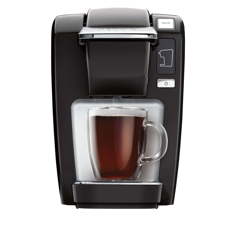 Keurig® K15 Mini Personal Brewer, Black OfficeMax # 25328654