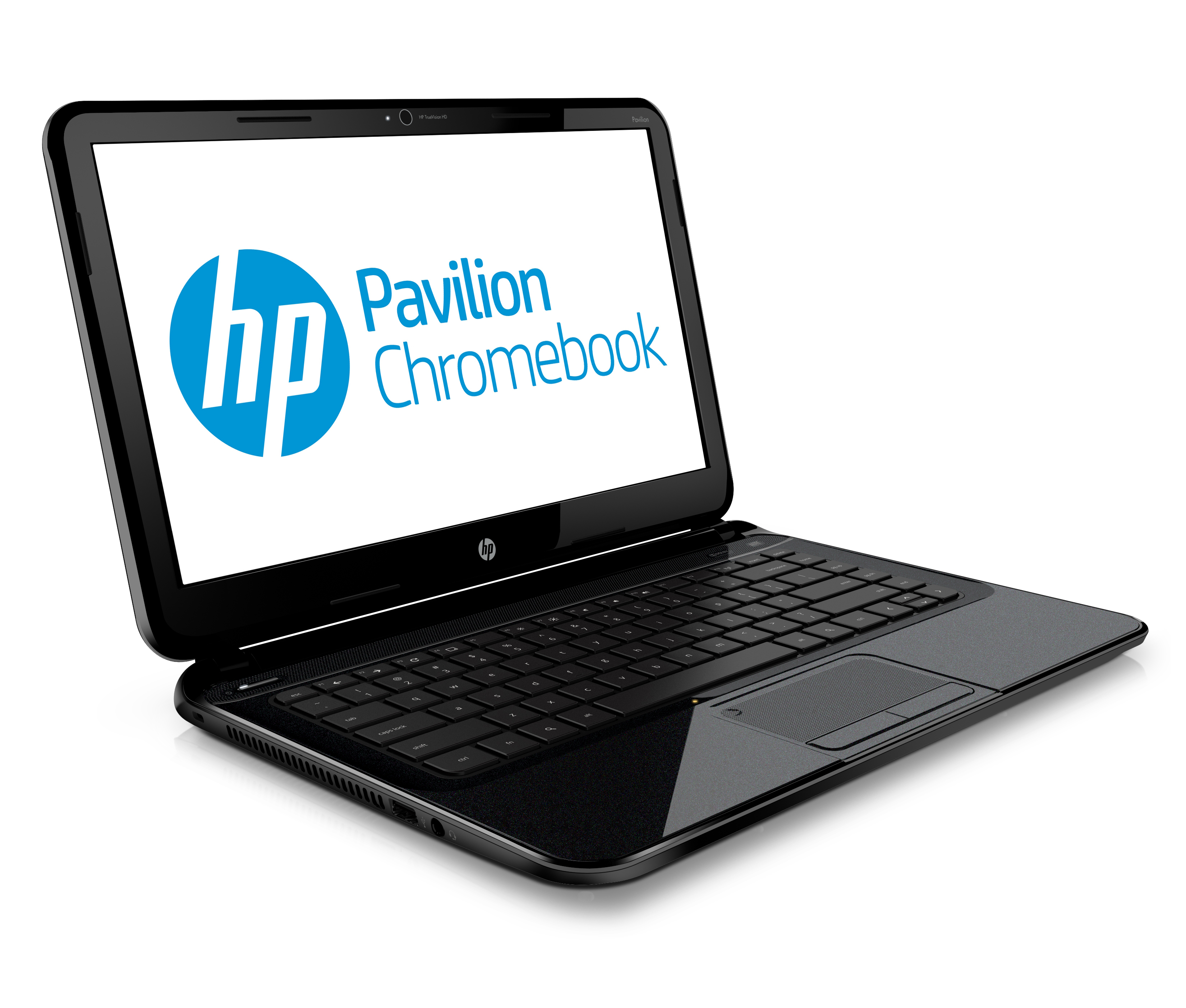 """HP Pavilion 14 Chromebook 14-c050nr Laptop Computer With 14"""" Screen and Intel Celeron Processor 847"""