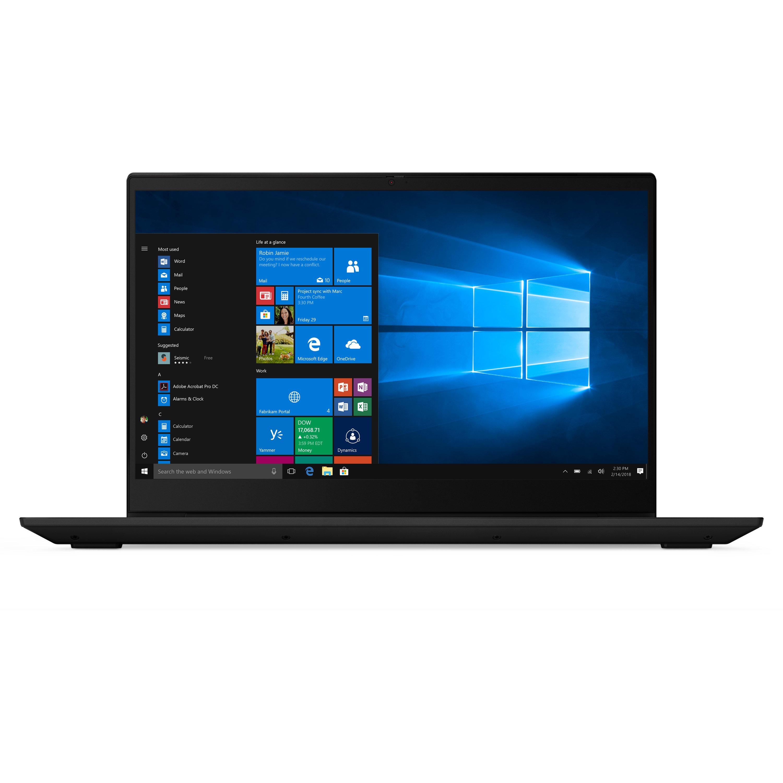 "Lenovo™ IdeaPad™ S340 Laptop, 15.6"" Screen, 10th Gen Intel® Core™ i7, 8GB Memory, 256GB Solid State Drive, Windows® 10 Home, Onyx Black, 81VW0020US"